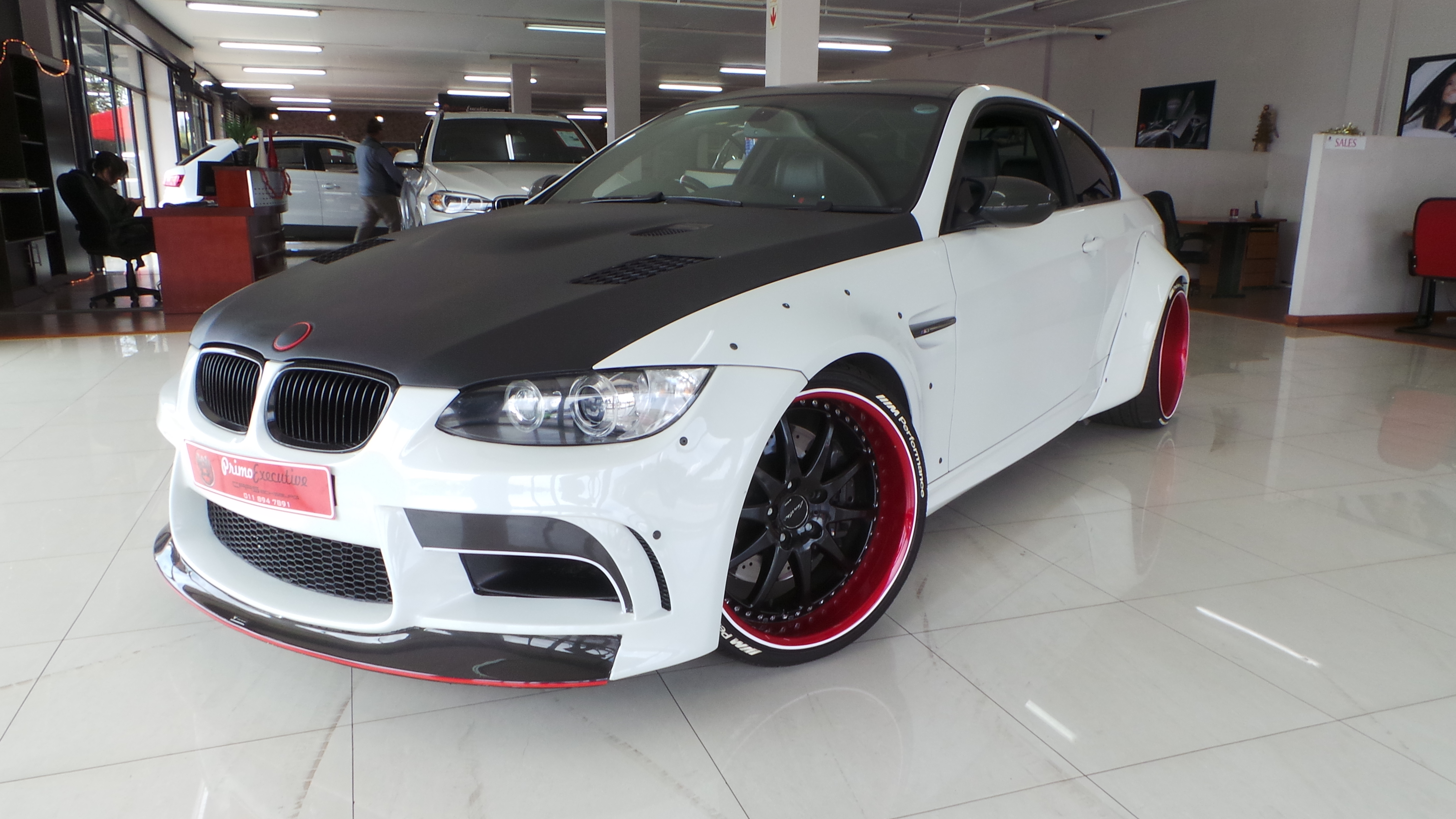 2008 BMW M3 Coupe WIDE BODY