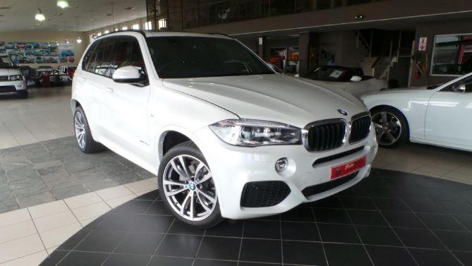 BMW X5 3.0D X-DRIVE M-SPORT