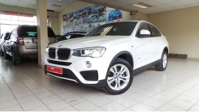 BMW X4 XDRIVE 2.0I